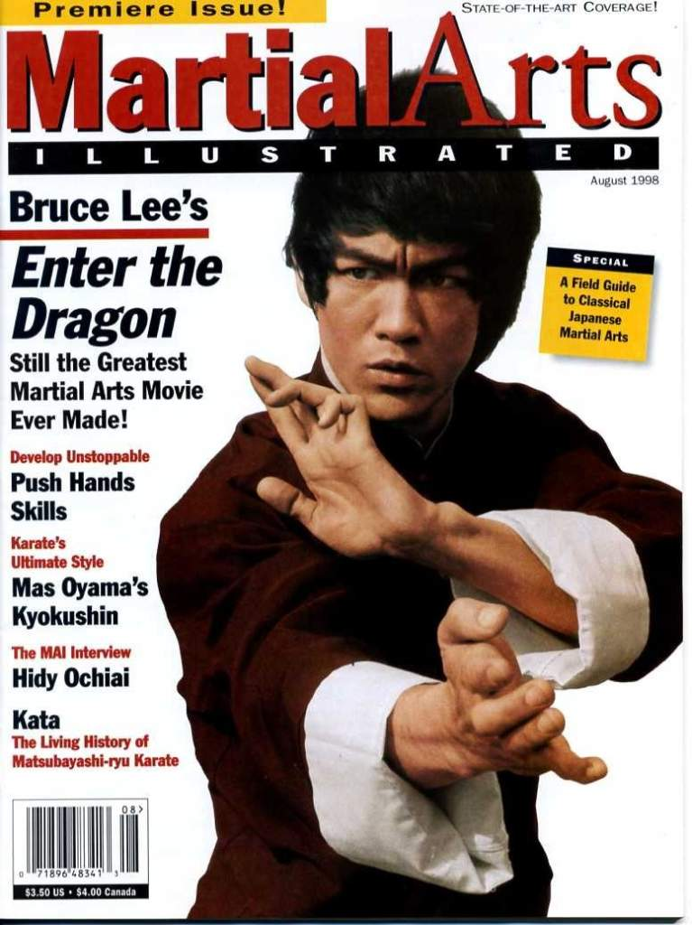08/98 Martial Arts Illustrated